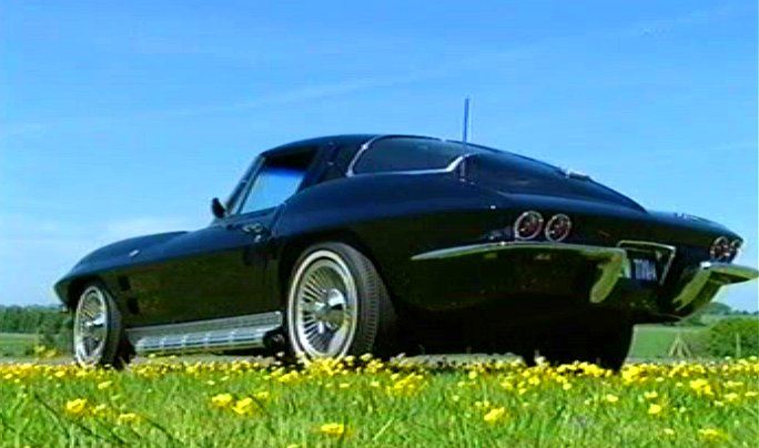 1963 Chevrolet Corvette Sting Ray C2