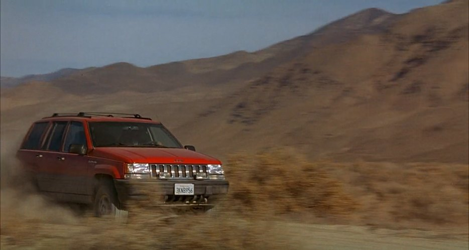 IMCDb.org: 1993 Jeep Grand Cherokee Laredo [ZJ] in Forget