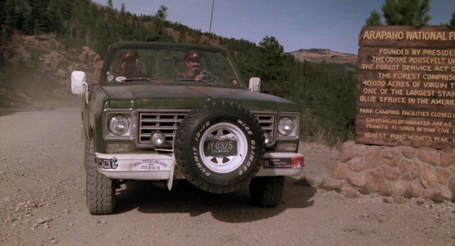 "IMCDb.org: 1975 Chevrolet Blazer [K-5] in ""Red Dawn, 1984"""