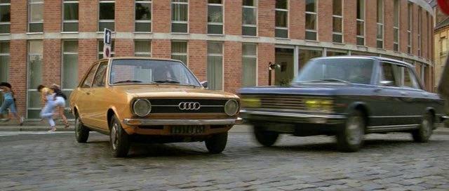 """IMCDb.org: 1973 Audi 80 B1 Typ 80 in """"Canicule, 1984"""""""