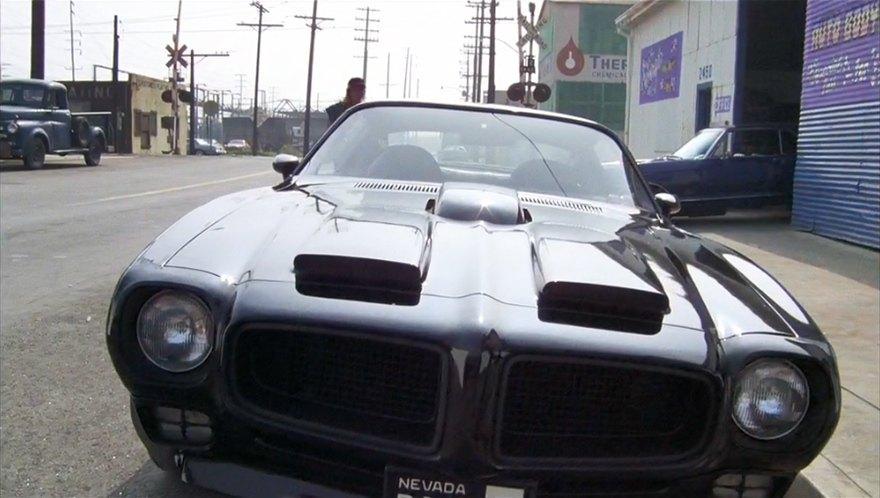 imcdborg 1971 pontiac firebird trans am in quotcorvette