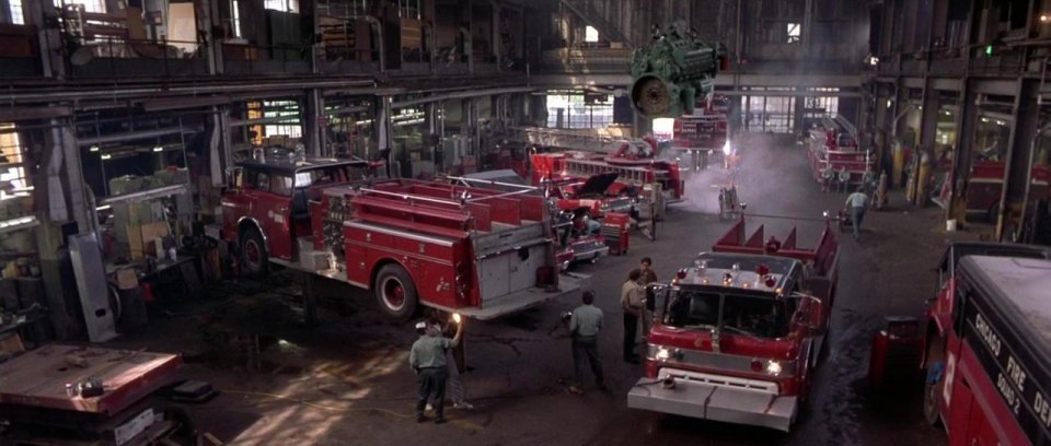 Imcdb Org Ford C Series Pumper In Quot Backdraft 1991 Quot