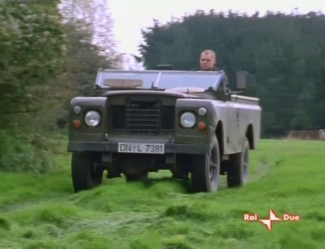 1971 Land-Rover 109'' Series III ex-Army