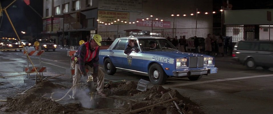 Imcdb Org 1981 Chrysler Lebaron In Quot Ghostbusters Ii 1989 Quot