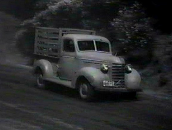 1939 Chevrolet Light Delivery [JC]