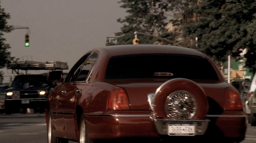 Imcdb Org  1998 Lincoln Town Car Executive Series In  U0026quot The