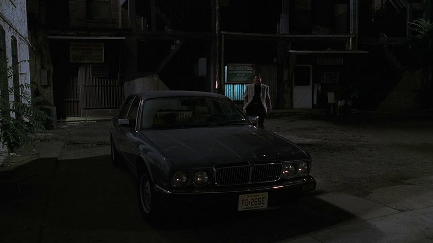 """IMCDb.org: 1988 Jaguar XJ6 XJ40 in """"The Sopranos, 1999-2007"""""""
