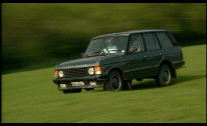 1987 Land-Rover Range Rover Series I