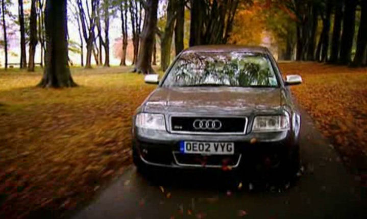 2002 audi rs6 c5 typ 4b in top gear 2002 2015. Black Bedroom Furniture Sets. Home Design Ideas