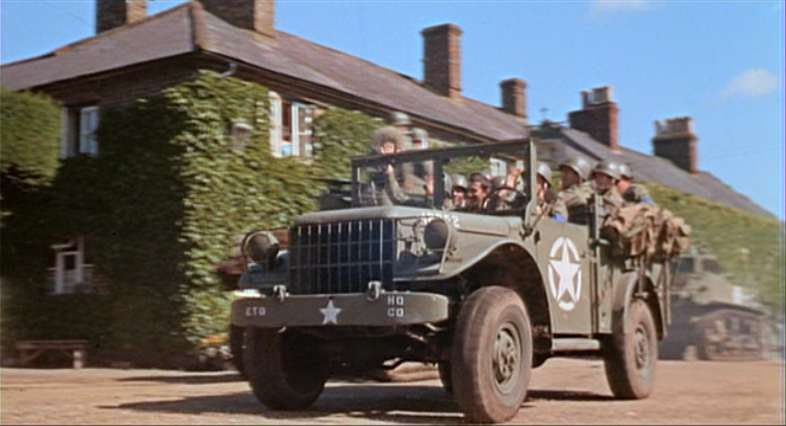 Imcdb Org 1951 Dodge M 37 In Quot The Dirty Dozen 1967 Quot