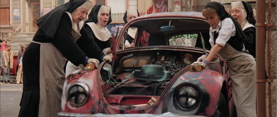 imcdborg  volkswagen sedan beetle typ   sister act