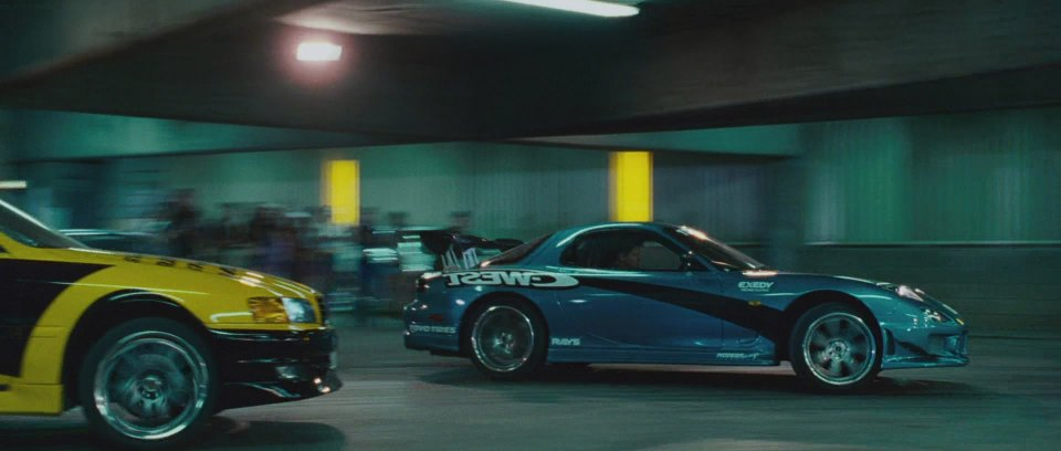 IMCDb.org: 2000 Mazda RX-7 Type RS [FD] in