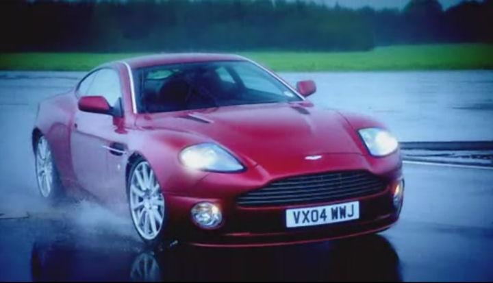 IMCDborg Aston Martin Vanquish S In Top Gear - 2004 aston martin vanquish