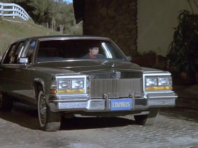 1981 Cadillac Fleetwood Brougham Stretched Limousine