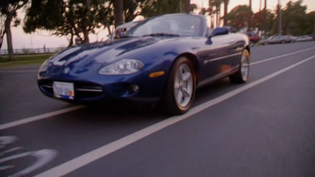 """IMCDb.org: 1997 Jaguar XK8 X100 in """"V.I.P., 1998-2002"""""""