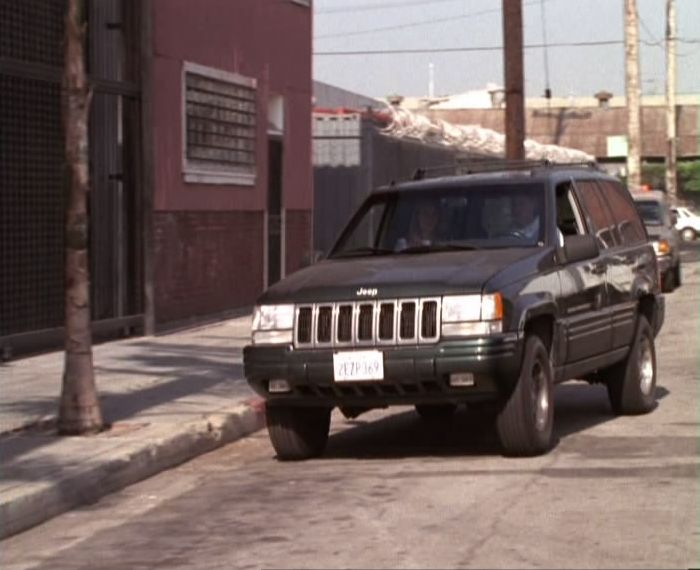 IMCDb.org: 1996 Jeep Grand Cherokee Limited [ZJ] in Bella