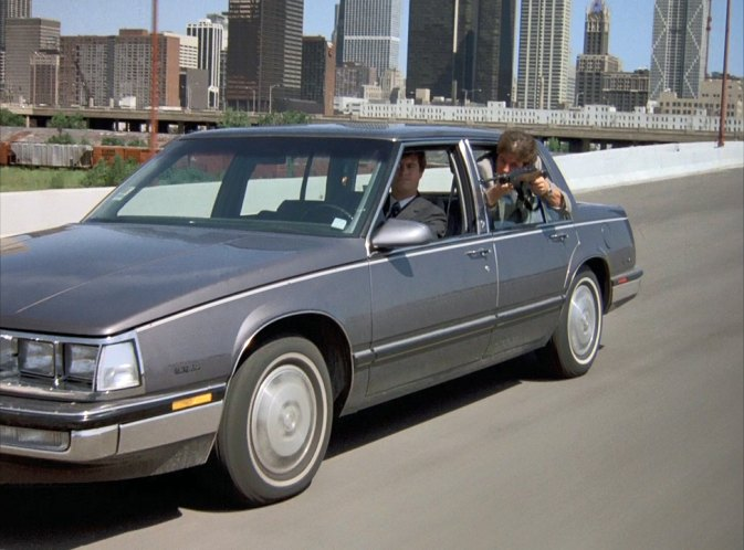 I on 1985 Buick Park Avenue