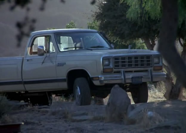 1981 Dodge Power Ram W-Series Conventional Cab [AW]