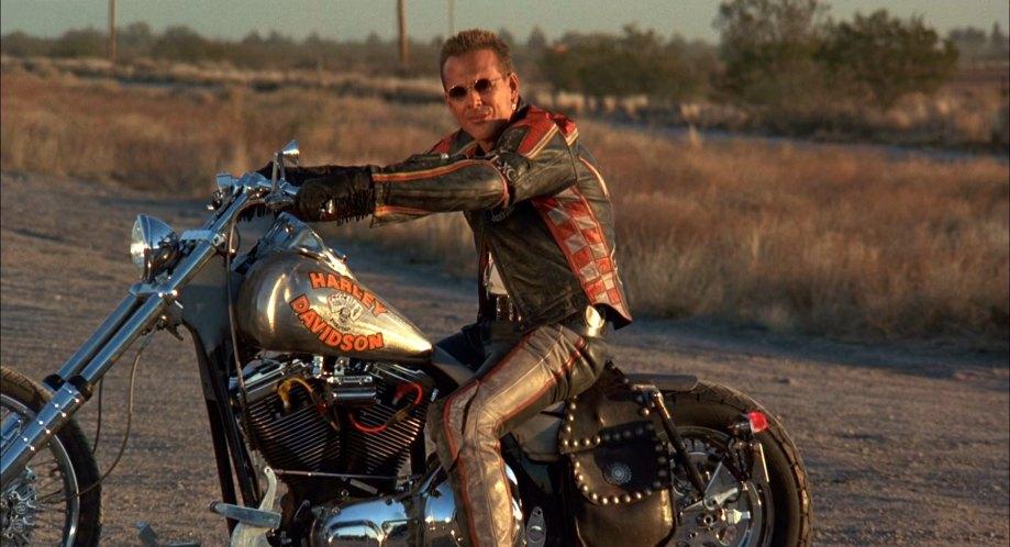 "Harley Davidson Movie: IMCDb.org: 1989 Harley-Davidson FXR In ""Harley Davidson"