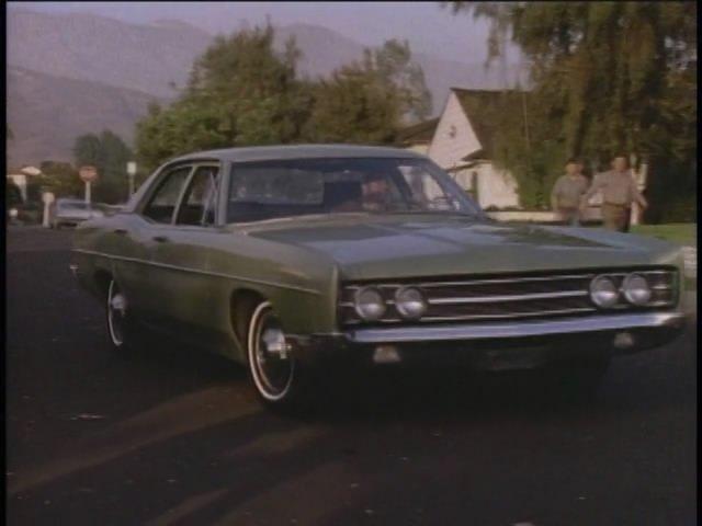 I on 1969 Ford Galaxie 500