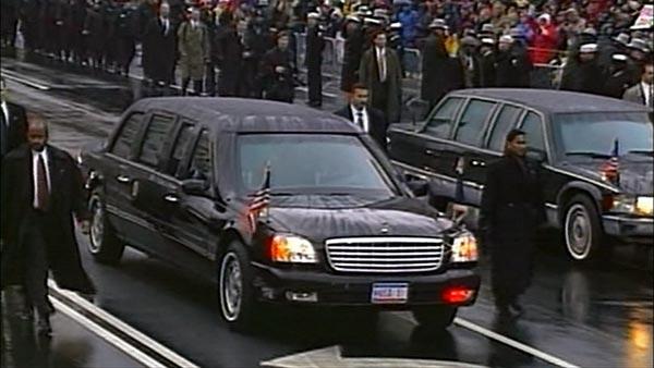 Imcdb Org 2001 Cadillac Presidential State Car In