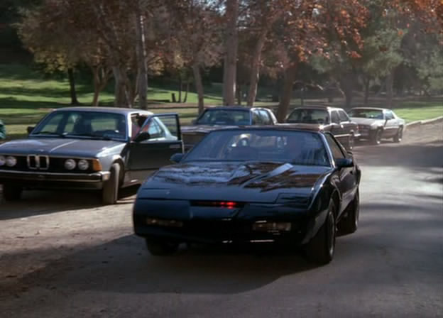 Imcdb Org 1983 Bmw 733i E23 In Quot Knight Rider 1982 1986 Quot