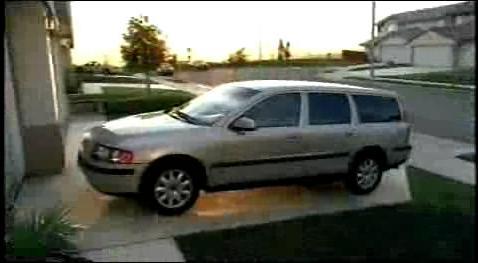 "IMCDb.org: 2003 Volvo V70 Gen.2 [P26] in ""Everclear: Volvo Driving Soccer Mom, 2003"""