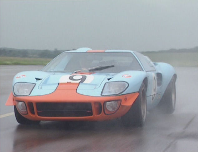 Imcdb Org  Ford Gt  Mki P  In The Most Outrageous Jeremy Clarkson Video In The World Ever