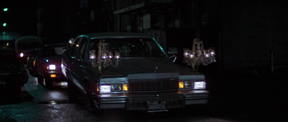 "IMCDb.org: 1977 Cadillac Fleetwood Brougham in ""Escape from New York, 1981"""