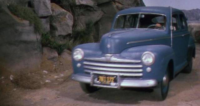 1947 Ford De Luxe