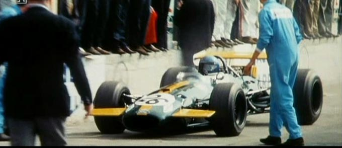 1969 Brabham BT 26 A Ford Cosworth DFV 3.0 V8 [BT26/3]