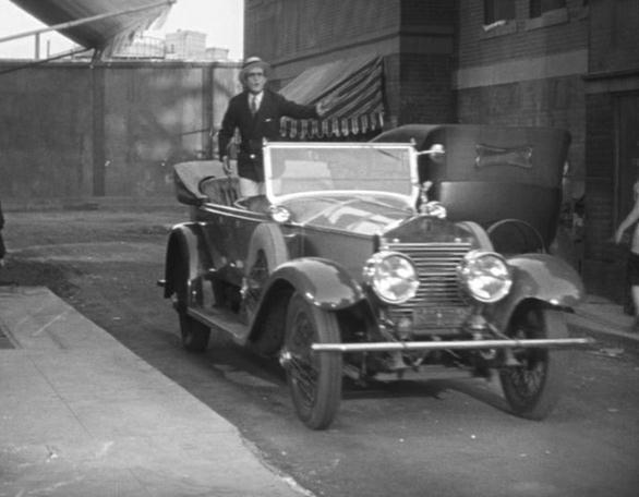 1925 Rolls-Royce 40/50 h.p. Rolls Royce Custom Coachworks
