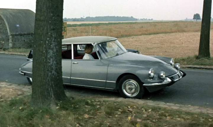 1965 Citroën DS 19 Pallas