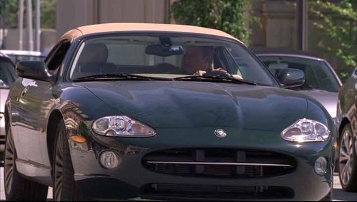 """IMCDb.org: 2005 Jaguar XK8 X100 in """"Ghost Whisperer ..."""