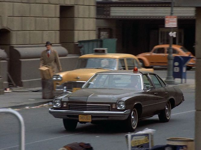 "Cop Cars For Sale >> IMCDb.org: 1973 Buick Century in ""Kojak, 1973-1978"""