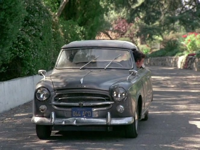 1960 peugeot 403 cabriolet in columbo identity crisis 1975. Black Bedroom Furniture Sets. Home Design Ideas