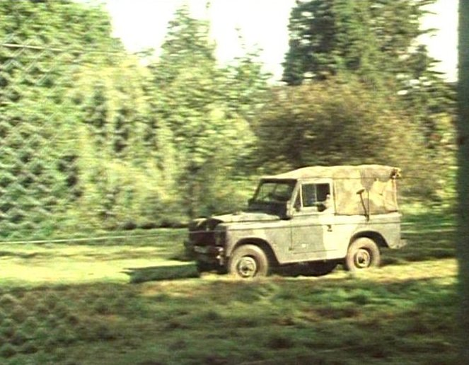 1958 Land-Rover 88'' Series II