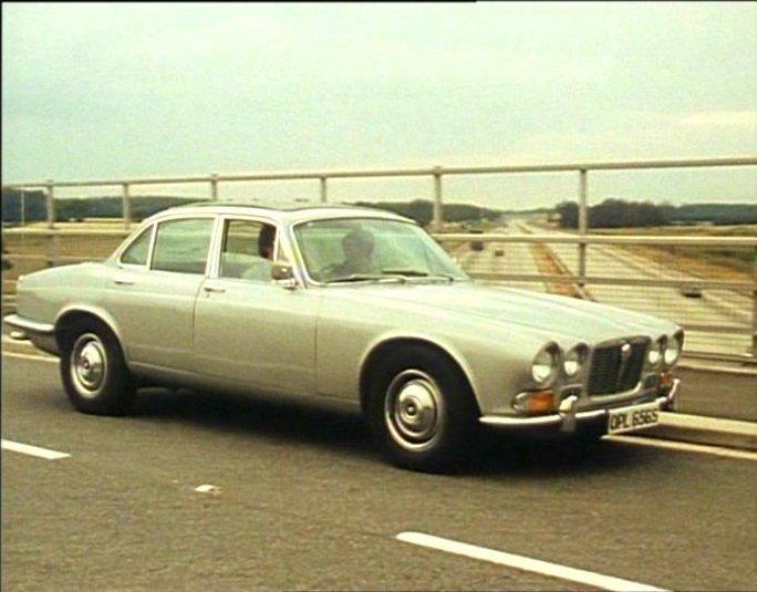 """IMCDb.org: 1969 Jaguar XJ6 Series I in """"The ..."""