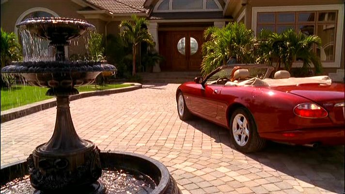 """IMCDb.org: 2001 Jaguar XK8 X100 in """"Hollywood Wives: The ..."""