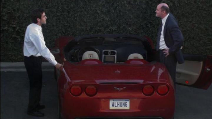 Photo of William Hung  - car