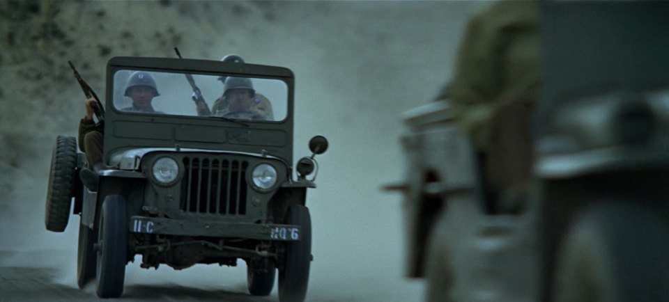 "Used Car Guru >> IMCDb.org: 1949 Willys Jeep CJ-3A in ""Patton, 1970"""