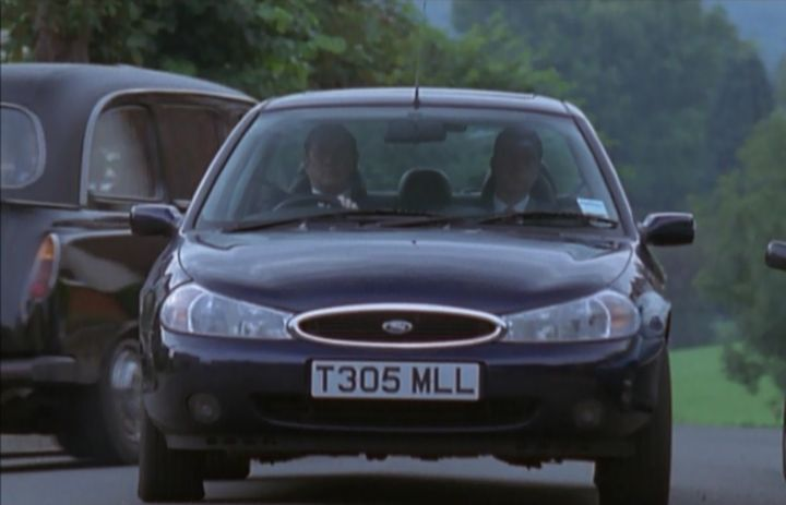 1999 ford mondeo 2 0 ghia x mkii in midsomer. Black Bedroom Furniture Sets. Home Design Ideas