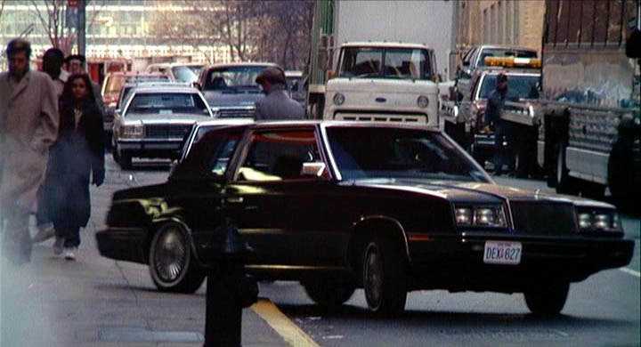Imcdb Org 1984 Chrysler Lebaron In Quot Fatal Attraction 1987 Quot