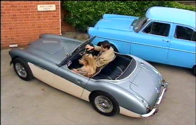 1960 Austin-Healey 3000 2+2 Roadster Series I [BT7]