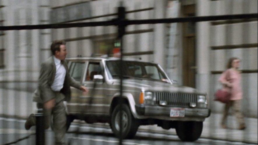 """IMCDb.org: 1984 Jeep Wagoneer [XJ] In """"Jungle 2 Jungle, 1997"""""""