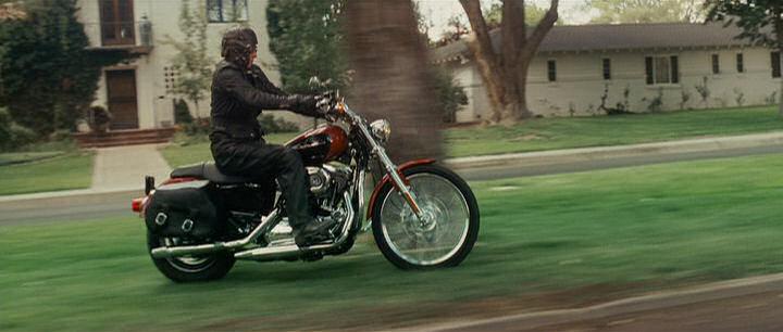 "Harley Davidson Movie: IMCDb.org: Harley-Davidson Sportster 1200 In ""Wild Hogs, 2007"""