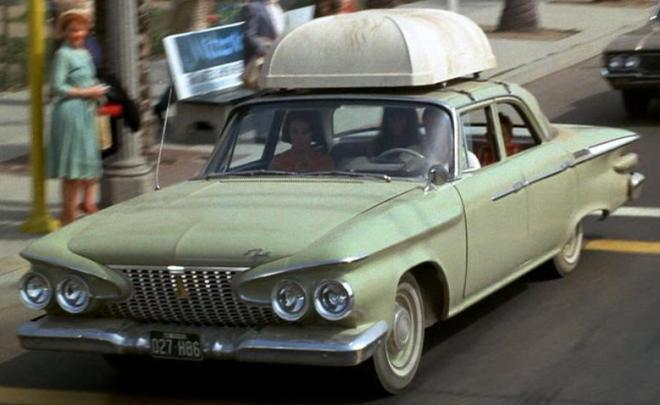 Imcdb Org 1961 Plymouth Belvedere In Quot Hot Rods To Hell 1967 Quot