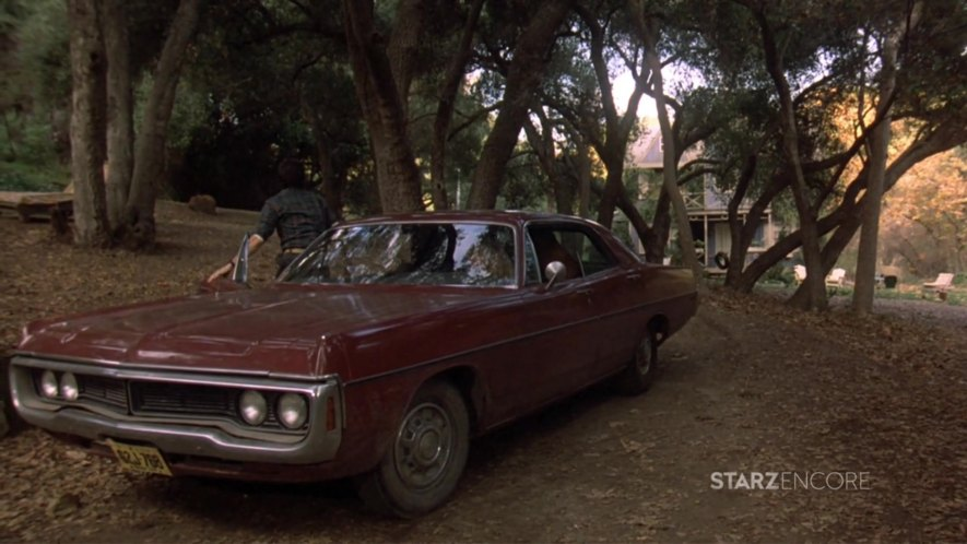 Imcdb Org 1970 Dodge Polara In Quot Friday The 13th The Final Chapter 1984 Quot