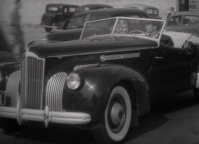 IMCDb.org: 1939 Packard One-Twenty Convertible Victoria by Darrin ...