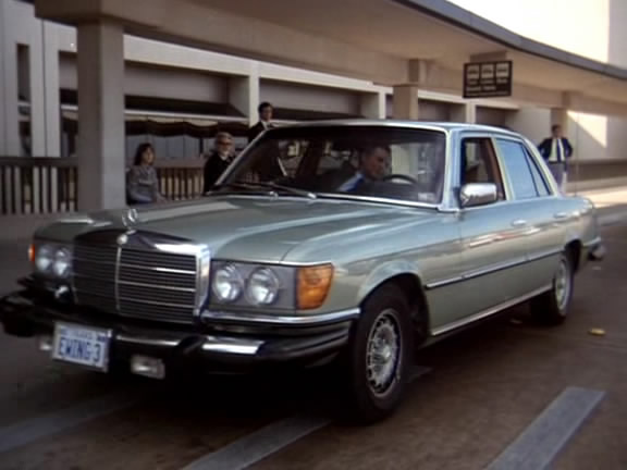 1975 mercedes benz 280 se w116 in dallas. Black Bedroom Furniture Sets. Home Design Ideas